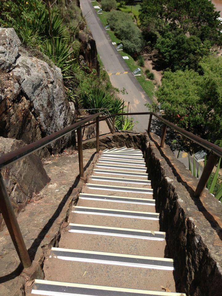 Kangaroo Point Cliffs Stairs