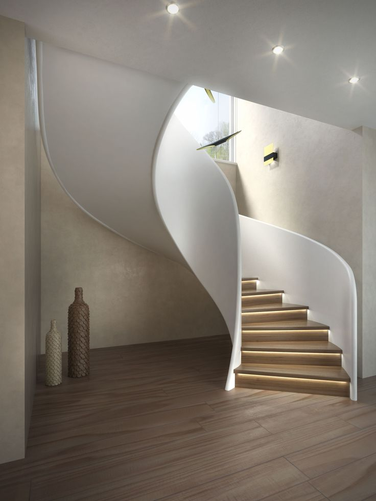 Best 41 Best Helical Stairs Images On Pinterest Stairways 400 x 300