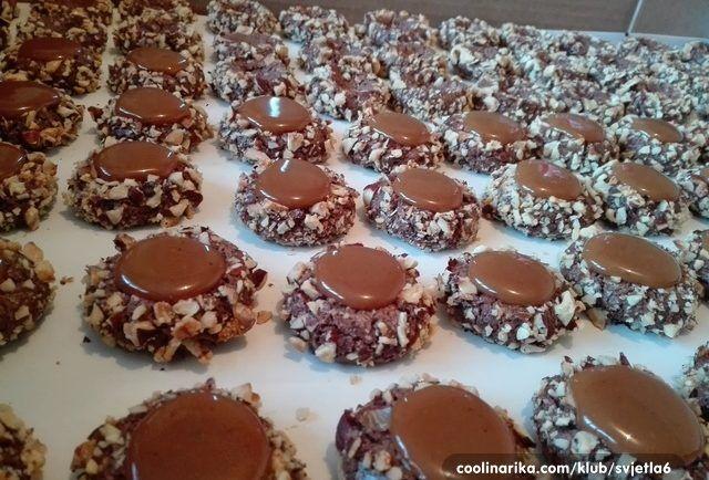 Karemelové lieskové sušienky ktoré si zamilujete | Božské recepty