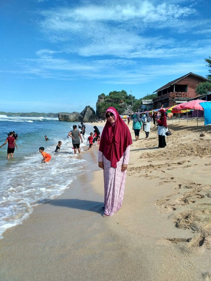 Simple Dress to beach 🤔