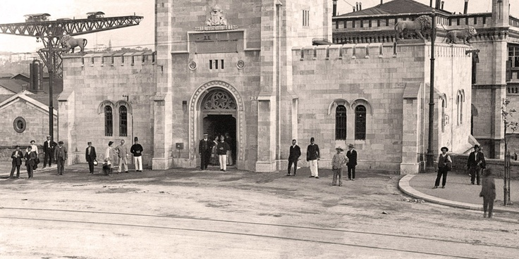 Trieste, Torre del Lloyd