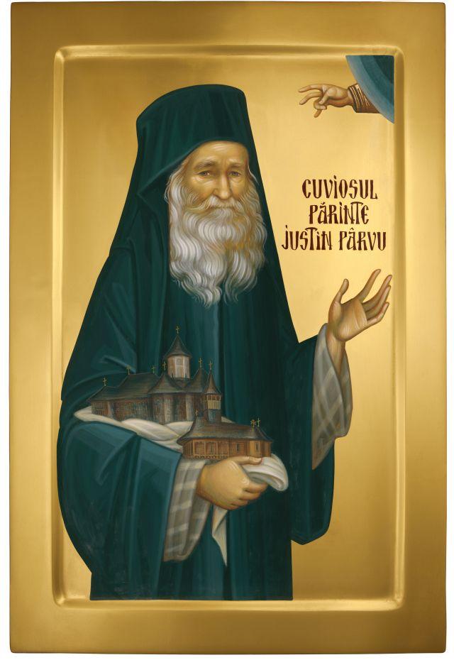 PĂRINTELE JUSTIN PÂRVU – Biografia unei biruinţe. VIDEO: Mișcarea Legionară evocată de Sfântul Părinte Justin