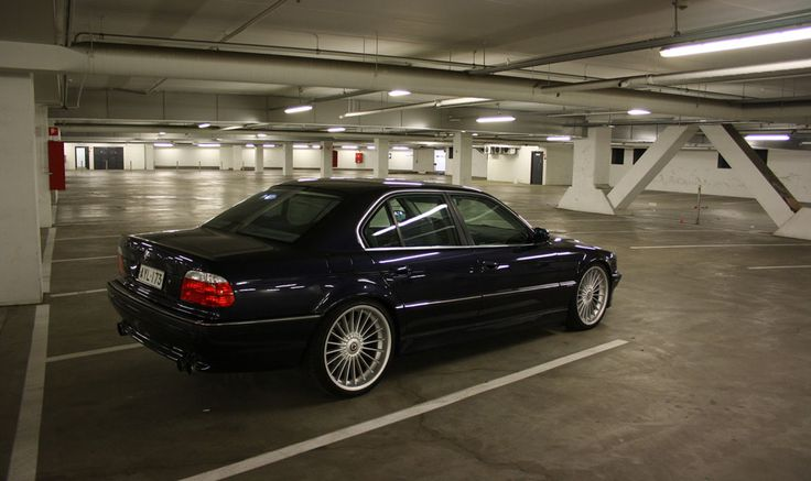 bmw 740i with 20 inch alpina wheels bmw 7 series pinterest wheels bmw and 20. Black Bedroom Furniture Sets. Home Design Ideas