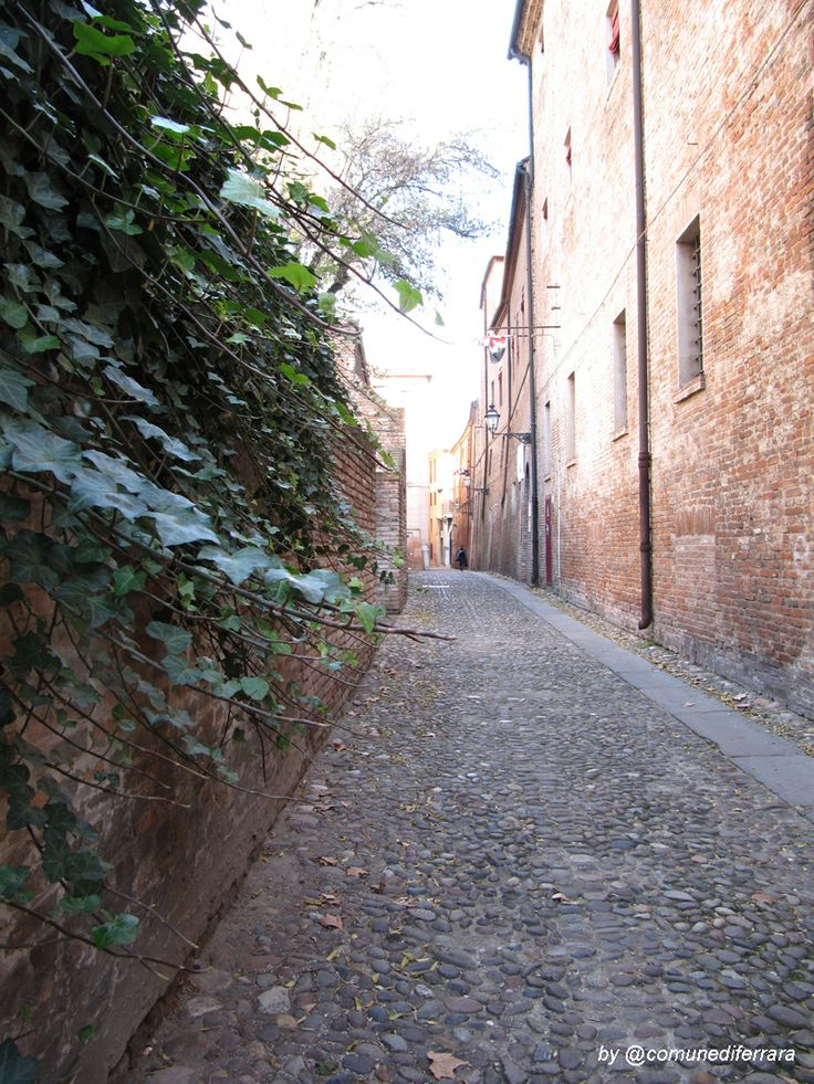 Via Boccaleone - #Ferrara