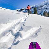 Follow us ! 😉 This is time for adventure!! 📷 @tanyanaville . . . . . . #skimo #skiderando #skitouring #outdoorlover #outdoorlife #liveyouradventure #outdoorphotography #ski #winteradventure #montagne #mountainsarecalling #mountainslover #outsideisfree #adventureiseverywhere
