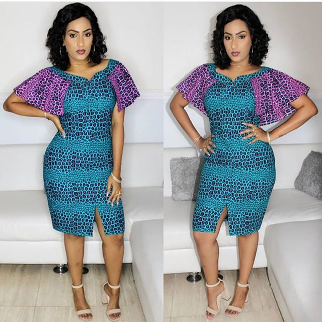 Stunning and Classic Ankara Short Gown Styles You Don't Have - DeZango Fashion Zone