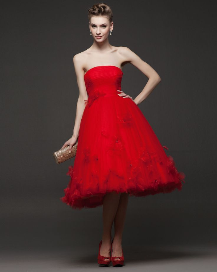 - VESTIDO Y CHAL TUL FLOR: Homecoming Dresses Red, Shorts Prom Dresses, Dresses Parties, Ball Tulle, 2014 Prom, Pink, Tulle Gown, Dresses Prom