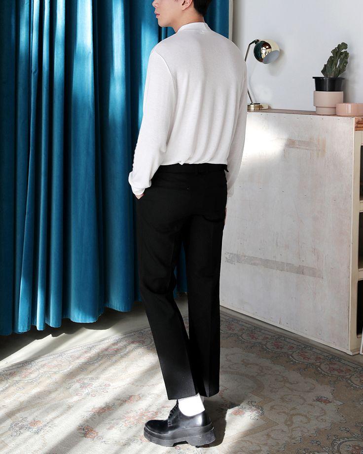 モックネックTシャツ・全4色Tシャツ・カットソーTシャツ・カットソー|レディースファッション通販 DHOLICディーホリック [ファストファッション 水着 ワンピース]