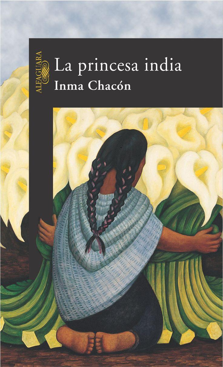 Anibal libros para todos: La Princesa India -- Inma Chacón