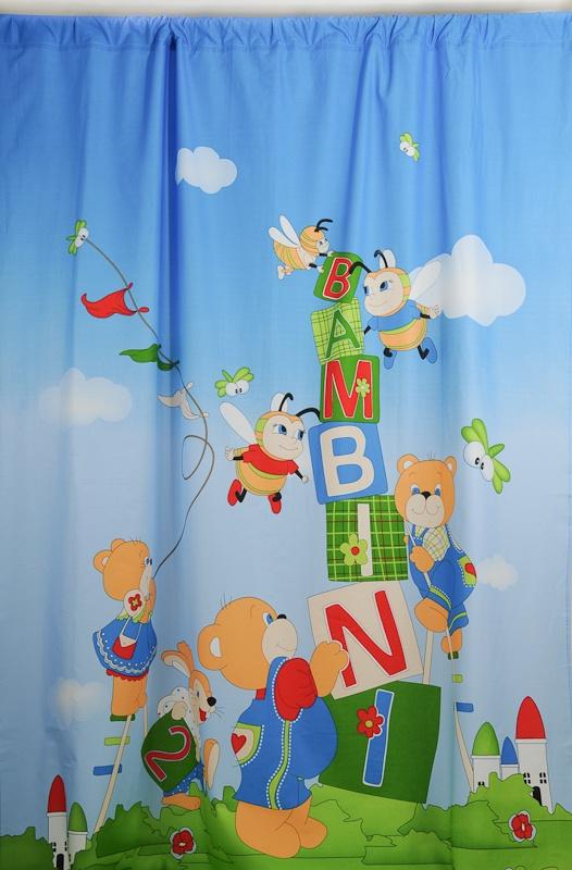 Bambini Childrens Curtain - pennie.gr