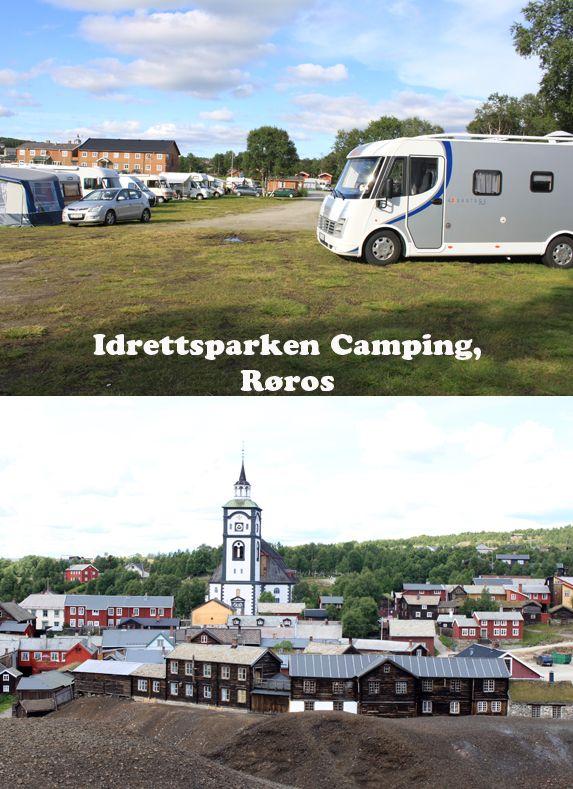 Idrettsparken Camping, Røros, Norway