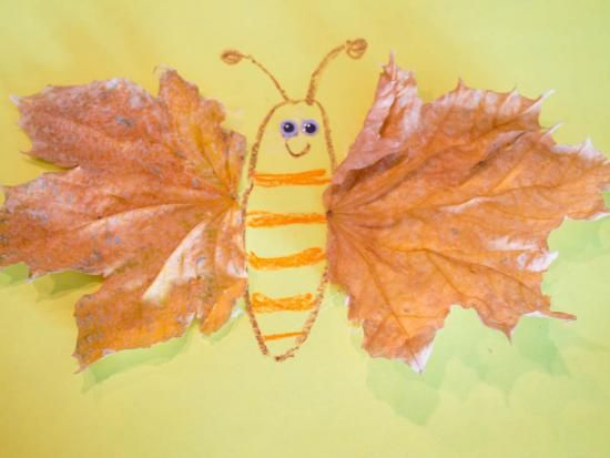 10 Fall Leaf Crafts For Kids