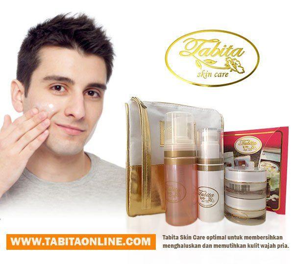 Tabita Skin Care Untuk Pria