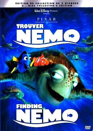 Le monde de Nemo / Trouver Nemo - Pixar Animation Studios