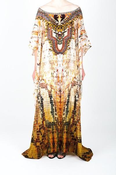 Embellished Kaftan Dress Design KC-SK70A-L