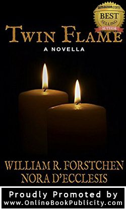 Departing from his usual work in the realm of history and technological thrillers, NYT Bestseller Bill Forstchen writes about finding true love later in life. Co-authored with Nora D'Ecclesis, an Amazon Best Selling author who defines the holistic concept of twin flames in relationships. http://www.onlinebookpublicity.com/spirituality-twin-flames.html Let's talk about your books here: http://www.onlinebookpublicity.com/bookpromotion.html