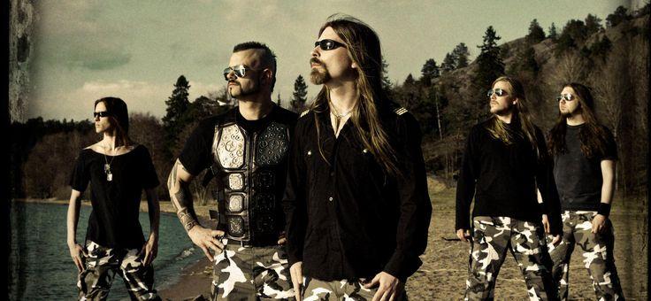 Sabaton–szwedzka grupa wykonująca muzykę z pogranicza power i heavy metalu. Tematyka większości utworów jest powiązana z wojną.Powstała w 1999 w Falun. Do 2014 zespół wydał siedem albumów studyjnych niejednoznacznie ocenianych przez krytyków muzycznych. W 2006 i 2007 roku uznana za najlepszy zespół hardrockowy w Szwecji.Grupa wielokrotnie występowała w Polsce.