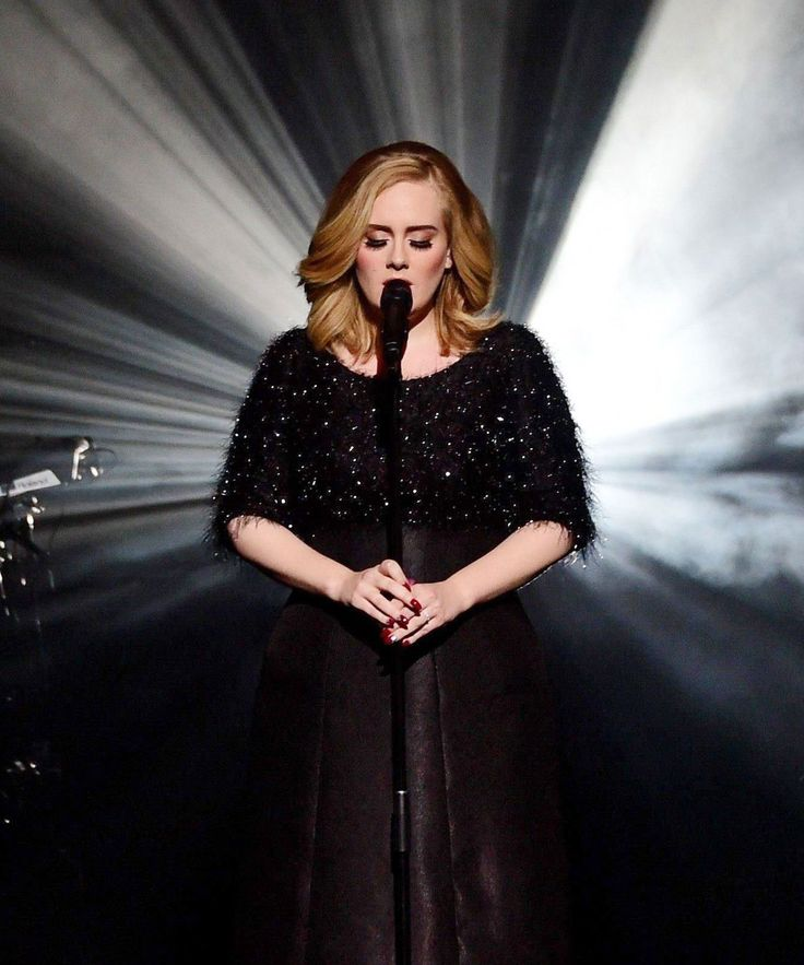 Adele New Song When We Were Young 25 | Listen to Adele's newest song. #refinery29 http://www.refinery29.com/2015/11/97789/adele-new-song-when-we-were-young-25