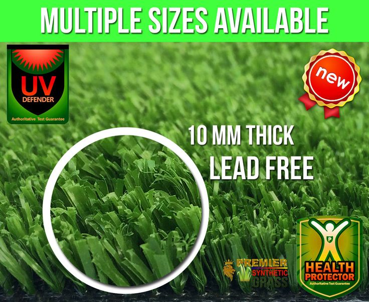 Quality Fake Grass 10mm Tanami $9.99 per sqm Artificial Garden Synthetic Turf