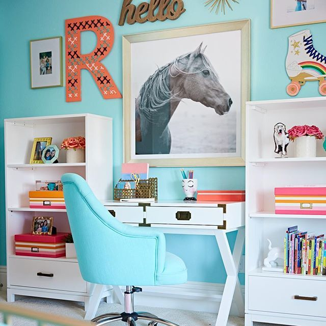 Bright and happy room! ❤️