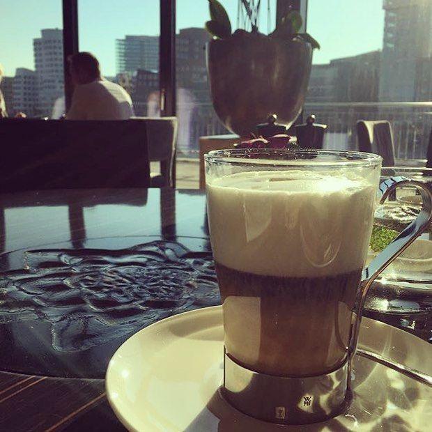 It is time for a coffee!!! ☕️☀️  by @leeshafox  #hyattdusseldorf #hyattregency #athyattregency #coffee #morning #instadaily #instamood #instamorning #hotellife #hotel #instagood