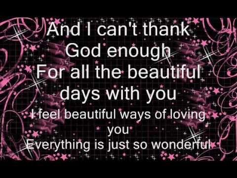 Beautiful days lyrics by Kyla