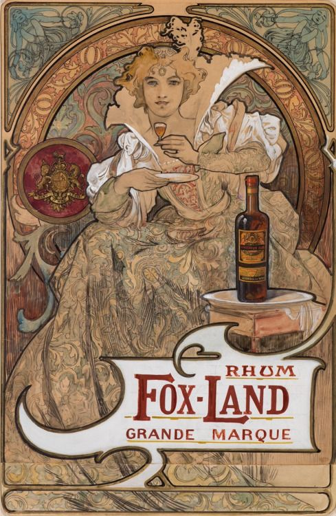 alphonse mucha art nouveau essay Alphonse (alfons) mucha (1860-1939) was a prolific moravian painter of the late 19th and early 20th centuries and a key figure in the art nouveau movement his style of painting influenced an entire generation of painters, graphic artists, draughtsmen and designers and in the minds of many, his work epitomizes the art nouveau.