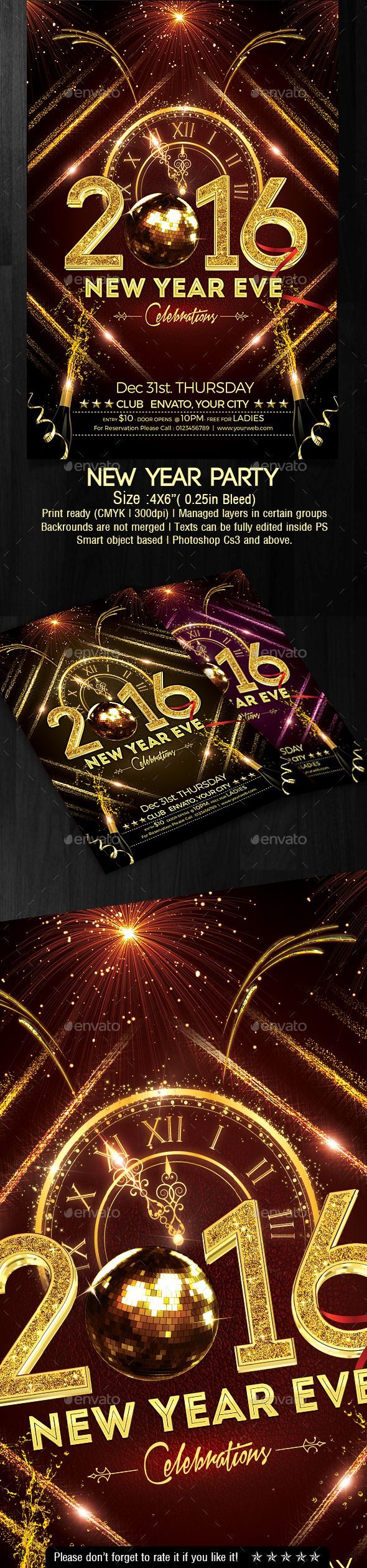 Best Kv Images On   Party Flyer Flyer Template And