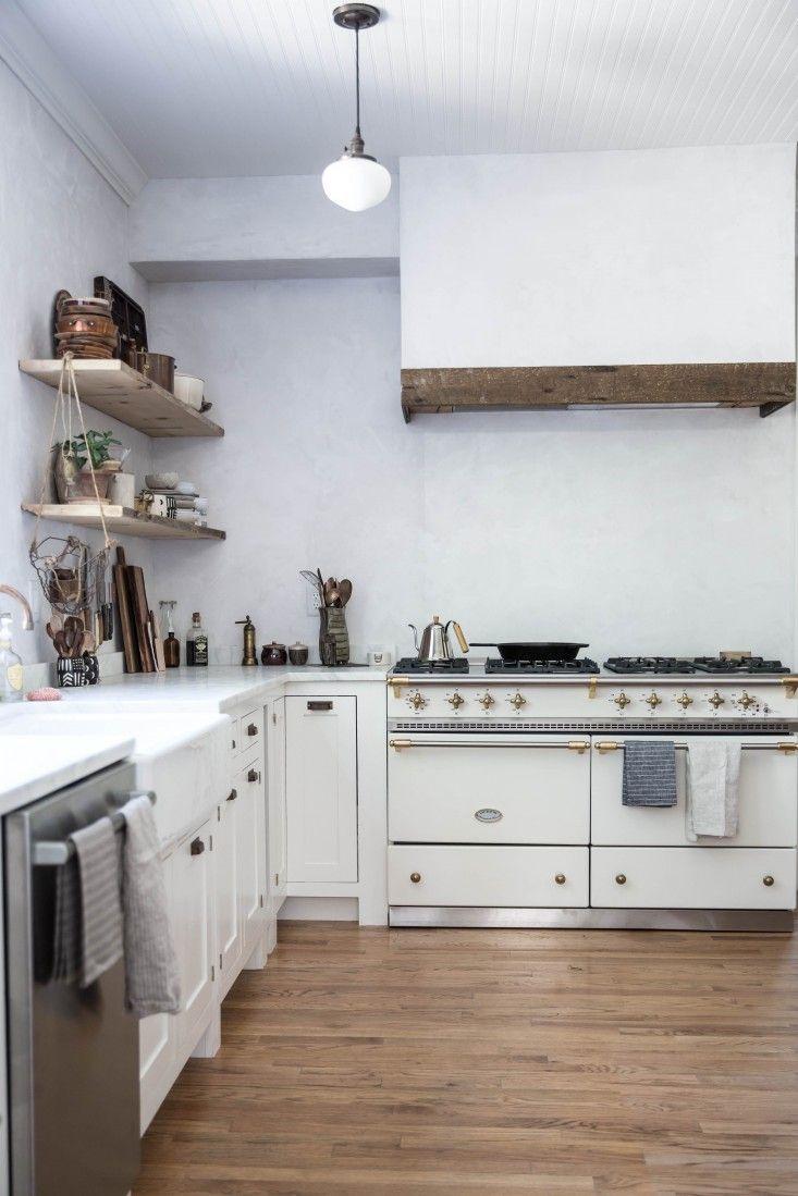 Ooit wil ik een keuken met een grote oven, een werkblad waarop ik echt wat kan doen en een gasfornuis met 5 of 6 pitten.