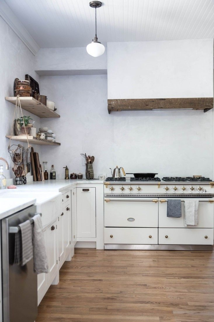 Beth Kirby of Local Milk kitchen by Jersey Ice Cream Co., photographed by Beth Kirby | Remodelista