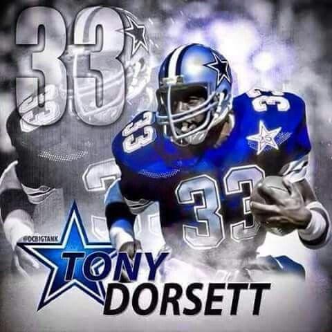 Tony Dorsett- Super Bowl Winner in his rookie year and record 99 yard run!