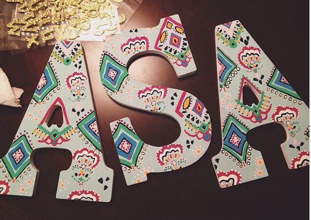letter lovin'❥
