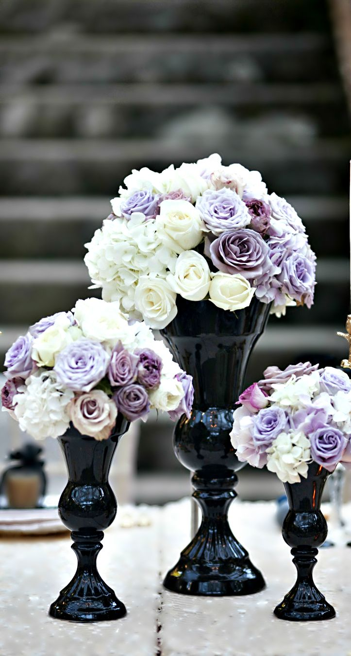 Wedding decoration ideas purple   best Wedding ideas images on Pinterest