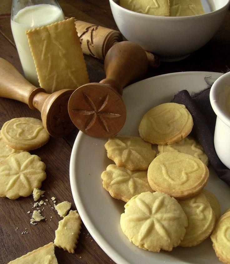 Citromos, gyömbéres keksz