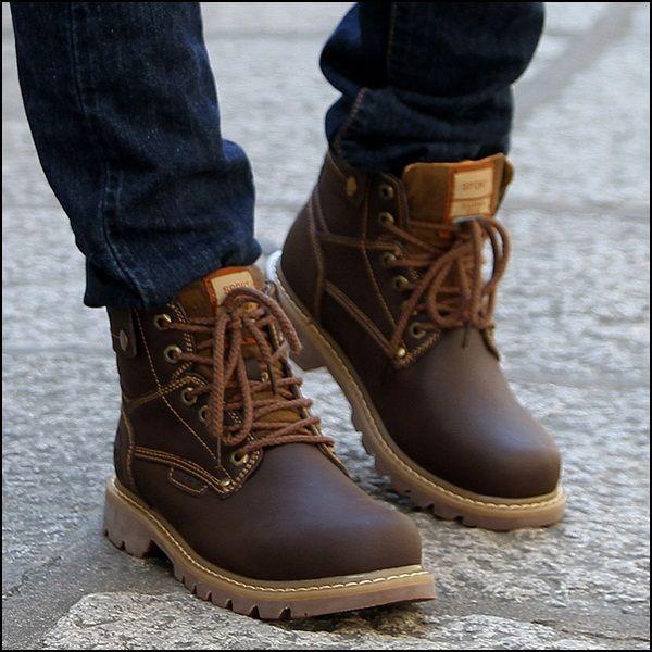 Mens winter boots, Winter fashion