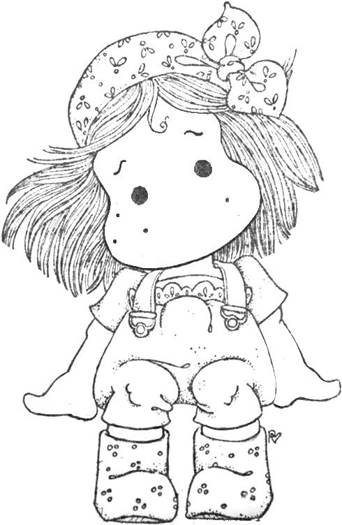magnolia stamps coloring pages - photo#47