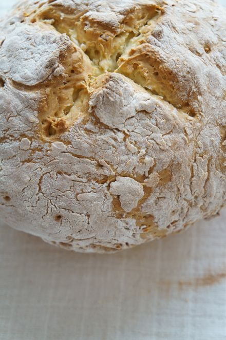 Irish Soda bread by Abuchon blog