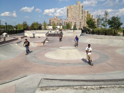 tribeca skatepark - Google Search