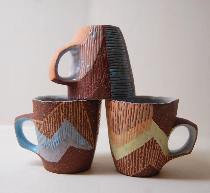Elizabeth Pechacek  #ceramics #pottery