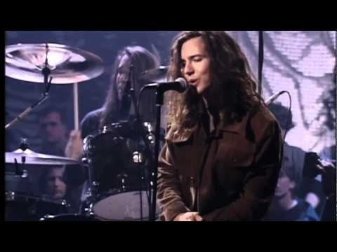 Pearl jam black mtv unplugged lyrics