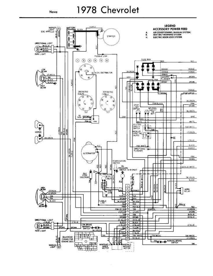 16  78 Chevy Truck Wiring Diagram