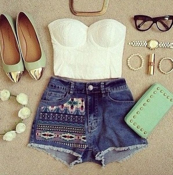 pop of mint                                                       …