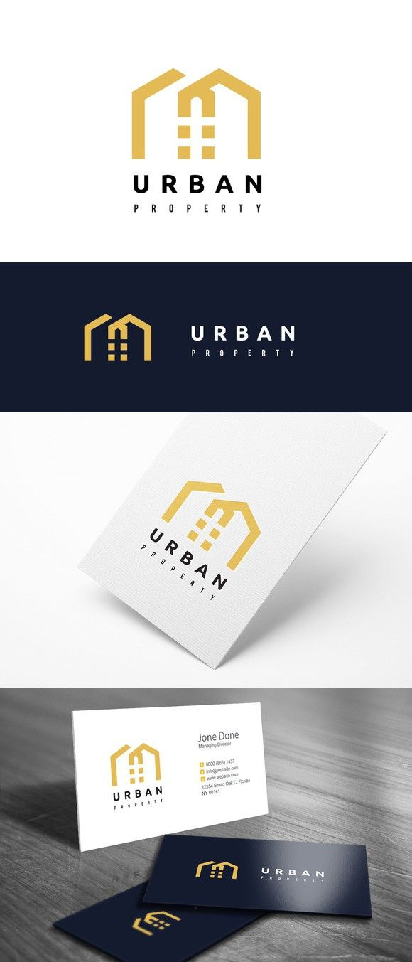 Urban Property Logo