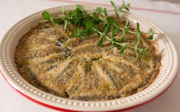Una ricetta economica per un piatto che sa di mare e che racconta i sapori della Liguria.