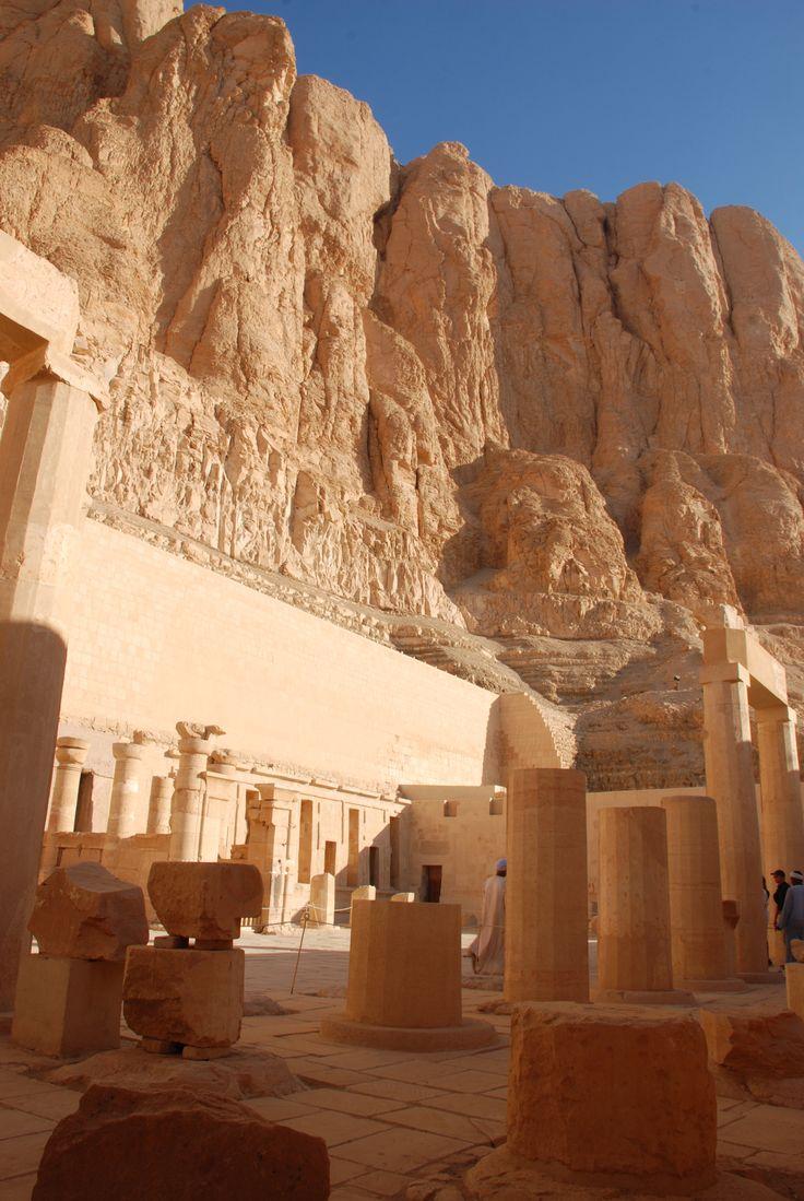 The temple of Hatshepsut #DahabiaAfandina