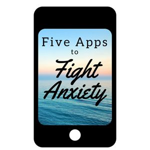Are you anxious? Do your clients have anxiety? We found five apps that can help with anxiety.