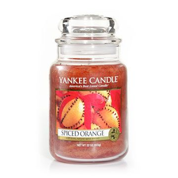 Spiced Orange - Candles - Yankee Candle