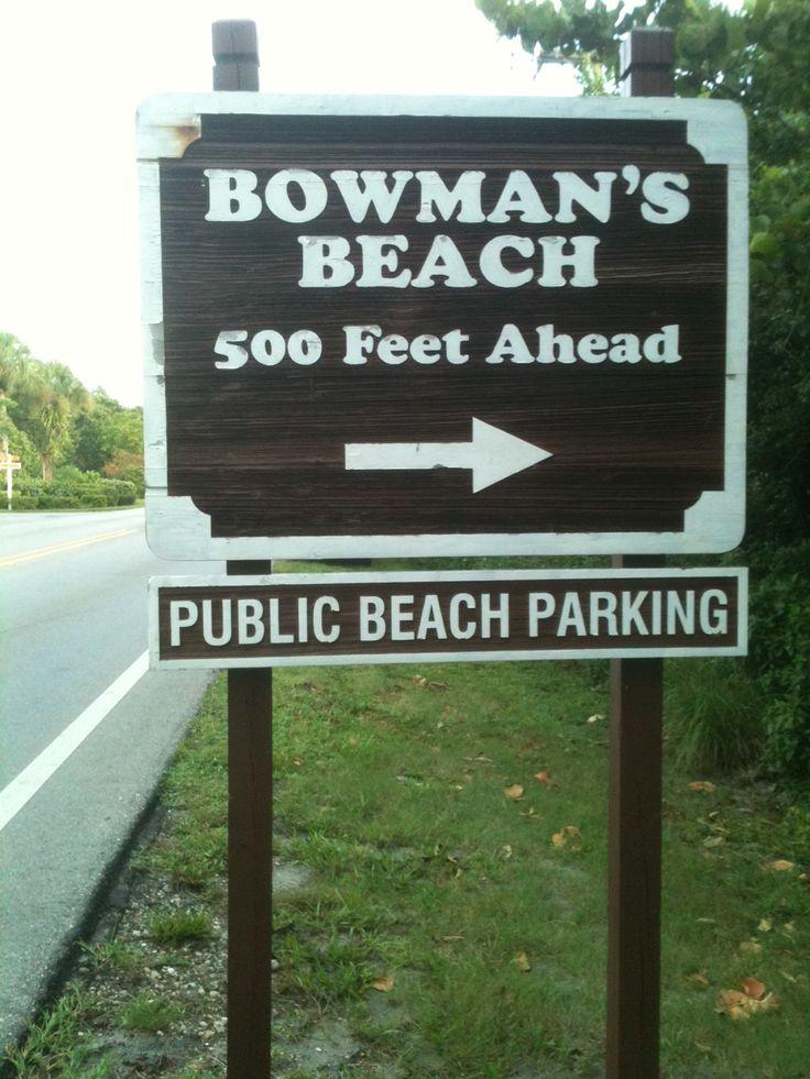Bowman's Beach, Sanibel Island,  Florida ~ Shell seekers, this is the beach!