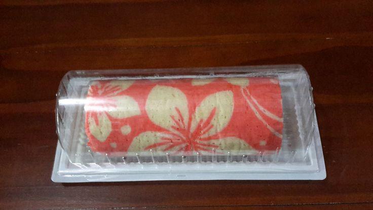 Batik Bunga - Roll Cake