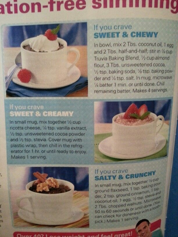 Healthy desserts from Jorge Cruise